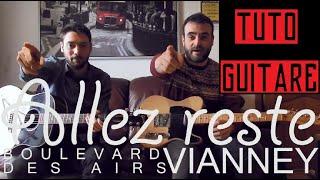 Allez Reste Boulevard Des Airs Amp Vianney Tuto Guitare