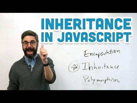 16.17: Inheritance in JavaScript - Topics of JavaScript/ES6