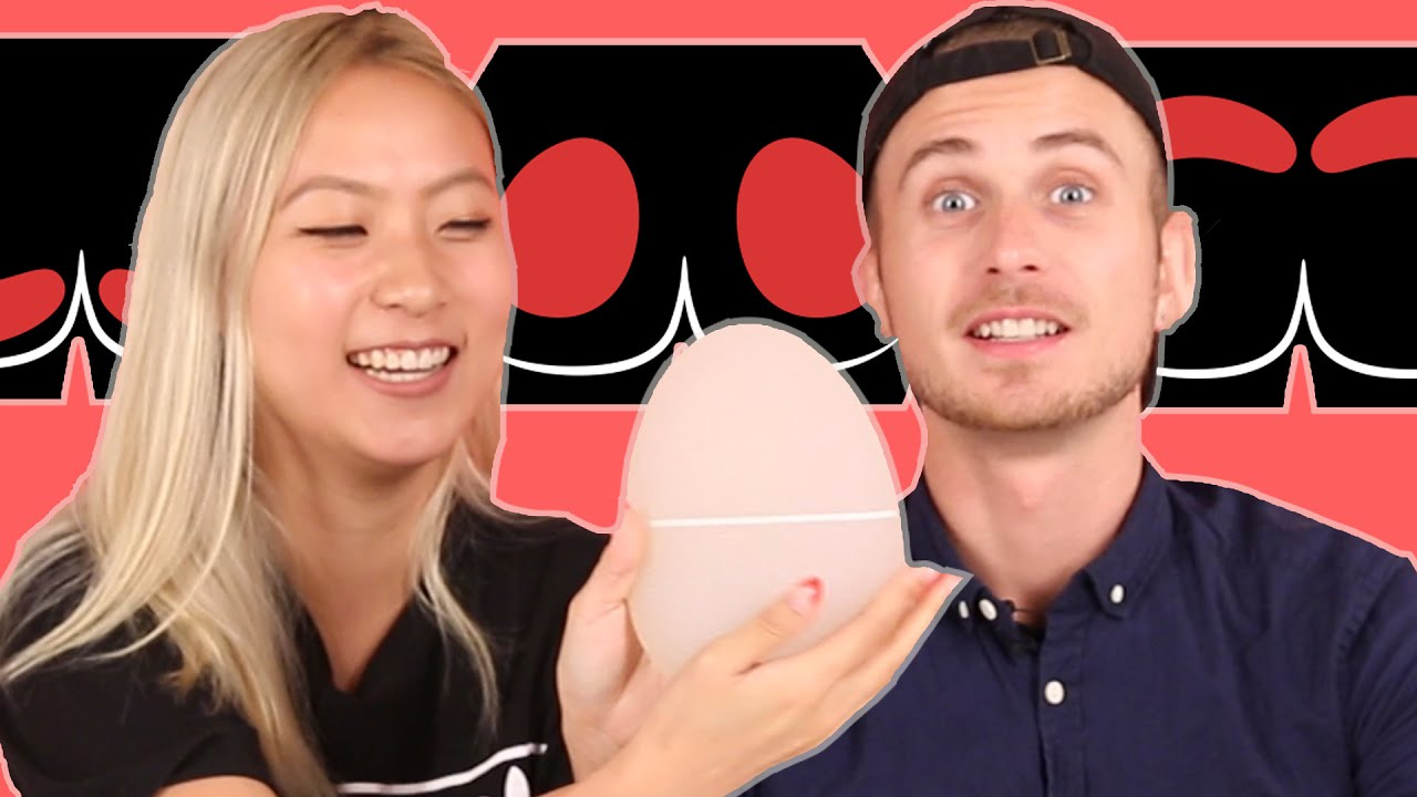 People Feel Butt Implants For The First Time thumbnail
