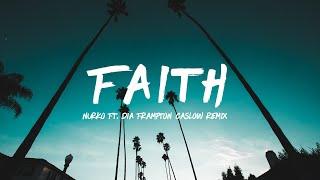 Nurko – Faith ft. Dia Frampton (Caslow Remix) (Lyrics)