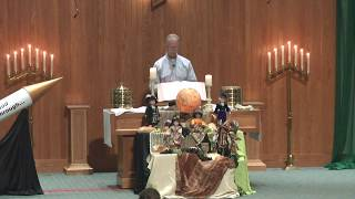 Sacrament of Holy Communion: Blessing and Receiving of the Bread and Cup, 10.01.17