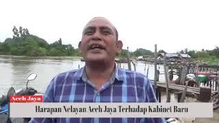 Harapan Nelayan Aceh Terhadap Kabinet Kerja Baru