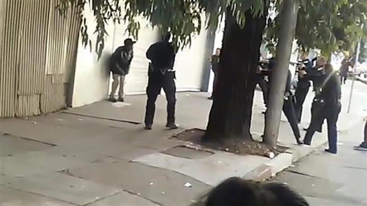 """Cop Justifies Shooting: """"I Can't Take That Chance"""" (VIDEO) thumbnail"""