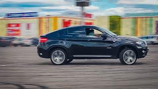 ДЕШЕВЫЕ ПОНТЫ. BMW X6 - я стал другим за МИЛЛИОН. БМВ Х6 против MERCEDES GLE Coupe AMG.