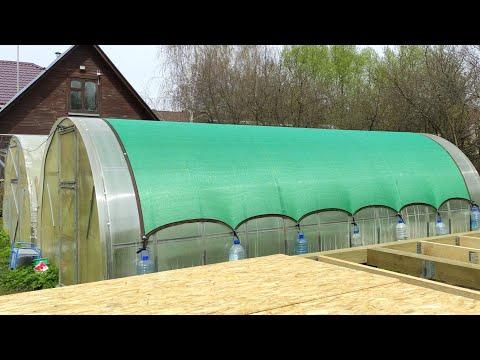 Солнцезащитный садовый сетчатый тент / Sunscreen Garden Mesh Awning
