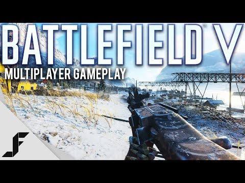 Battlefield 5: Exclusive Grand Operations PC Gameplay