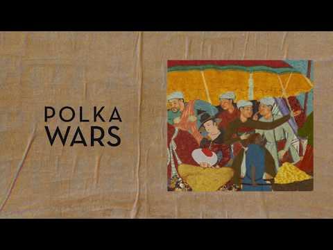Polka Wars - Suar (Feat. Sandrayati Fay) [Official Lyric Video]