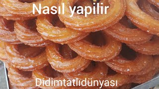 Halka Tatlisi Nasil Yapilir .orjinal.