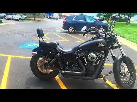 2015 Harley-Davidson Street Bob FXDBP 103