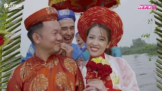 Thách cưới kiểu Người có ăn có học có địa vị xã hội | CÔ THẮM VỀ LÀNG PHẦN 3   2018   TẬP 3