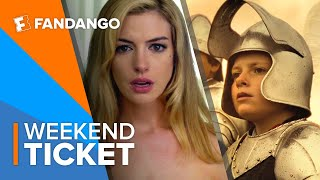 In Theaters Now: Serenity, The Kid Who Would Be King | Weekend Ticket