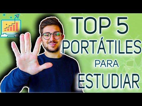 TOP 5 PORTATILES PARA LA UNIVERSIDAD | Los MEJORES ORDENADORES para ESTUDIAR! |  Dani Picot