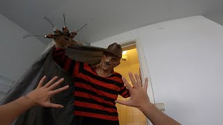 FREDDY KRUEGER VS PARKOUR IN REAL LIFE | A NIGHTMARE ON ELM STREET