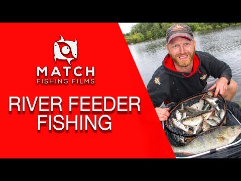 River Fishing Tips With Rob Wootton