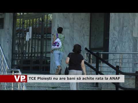 TCE Ploiești nu are bani să achite rata la ANAF