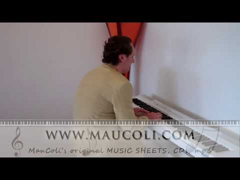 I Will Always Love You (Whitney Houston) - Original Piano Arrangement by MAUCOLI