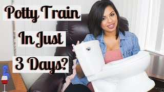 Does The 3 Day Potty Training Method Really Work / Best Tips To Make Them Go Potty