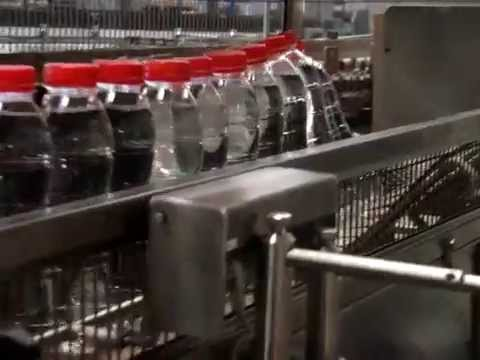 This is a youtube video of our Bottle Inverter for Cap Sanitising (packaging/bottling equipment/filling machine)