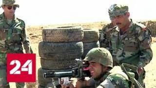 Российские военные в Сирии обучили более 600 солдат правительственных войск - Россия 24