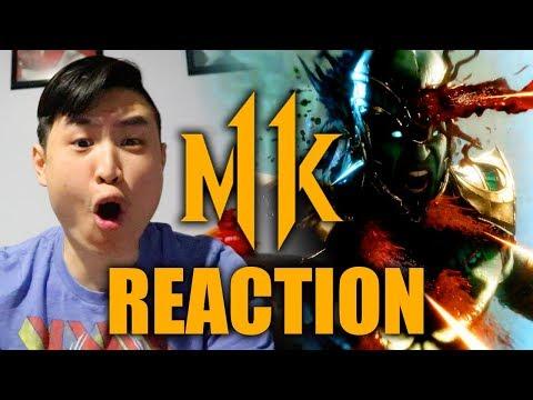 , title : 'Mortal Kombat 11 - Kotal Kahn & Jacqui Briggs Reveal Trailer!! [REACTION]'