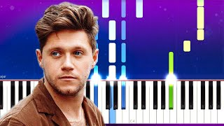 Niall Horan   Put A Little Love On Me (Piano Tutorial)
