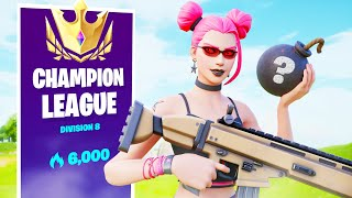🔴 ARENA GRIND! Season 5 Winning In Solos - 3400 Solos Wins (Fortnite Battle Royale)