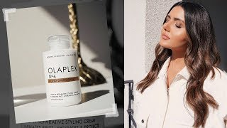 BEST PRODUCT FOR FRIZZY HAIR | OLAPLEX NO. 6 BOND SMOOTHER REVIEW