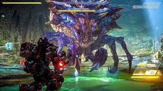 ANTHEM - 30 Minutes of Gameplay Demo (PS4, XBOX ONE, PC) Developer Walkthrough 2018