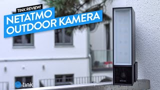 Netatmo Outdoor / Presence die smarte Homekit Kamera