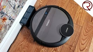 Great Robotic Vacuum with Laser Mapping - ECOVACS DEEBOT 900/ 901 Review
