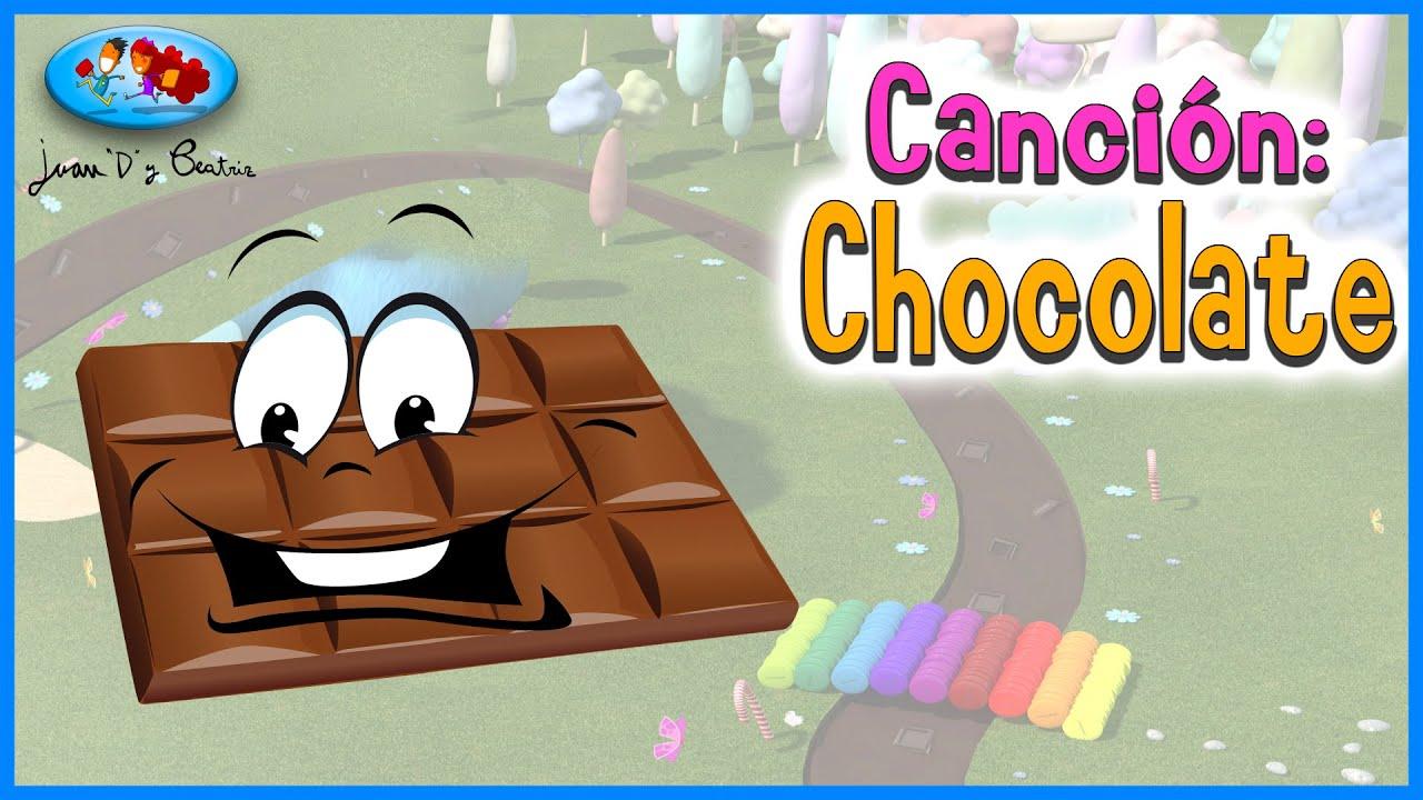 Canciones Infantiles - Chocolate (Choco-choco-la-la Choco-choco te-te) ♪♪
