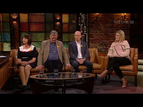 Sarah's story | The Late Late Show | RTÉ One
