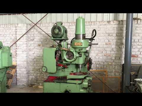 Lorenz 200 mm Gear Shaper