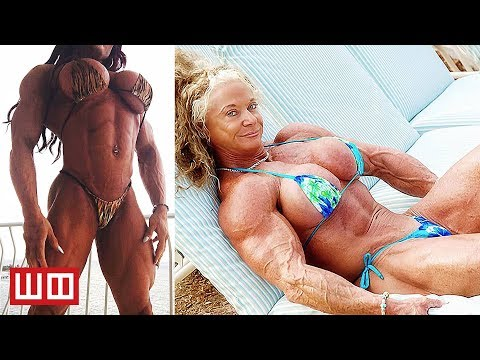 , title : 'Most Extreme Female Bodybuilders...That Haven't Been Morphed in Photoshop'