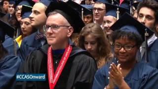 2017 CCAS Undergraduate Celebration Ceremony - 3:30 PM