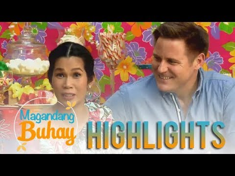 Magandang Buhay: How Does Pokwang Find Out She's Pregnant?