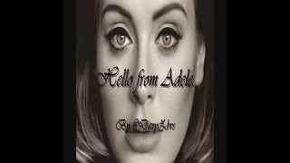 TRADUCTION & LYRICS Hello from Adele