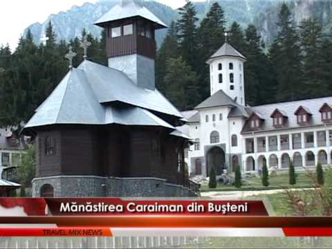 Mănăstirea Caraiman din Buşteni – VIDEO
