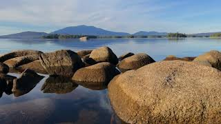Katahdin and Millinocket Lake, Maine