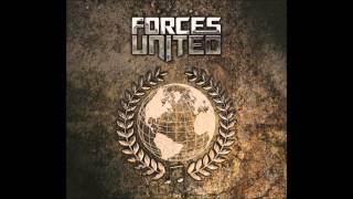 "FORCES UNITED ""We Cry 2"" feat. John West (Royal Hunt, Artension, Badlands) / Power Metal (2015)"
