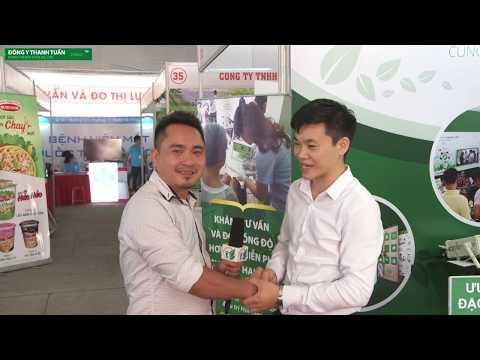 Ngày hội sức khỏe cộng đồng - Phỏng vấn khách hàng Mr Vũ | [Đông Y Thanh Tuấn]