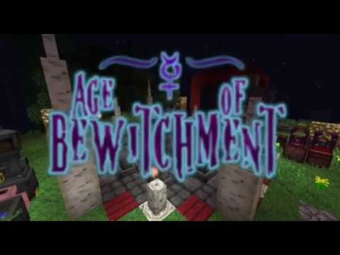 Age of Bewitchment Trailer (New modpack)