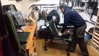 Фидерное кресло корум делюкс