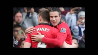 Chris Smalling Goal  Manchester United Vs Hull City 1 0 Premier League 2014