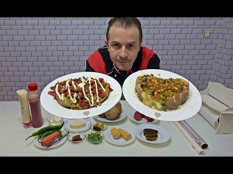 , title : 'Baked Potato Turkish Street Food Kumpir Recipe