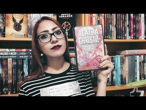 A MALDIÇÃO DO ESPELHO, de Agatha Christie