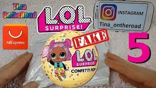 LOL Surprise FAKE, Tarocche Da Aliexpress N°5!