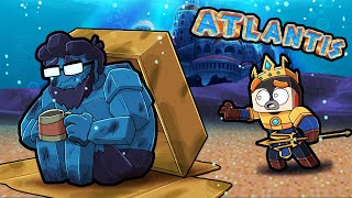 6 Years Later...Professor Pikalus is HOMELESS!? (Minecraft Atlantis)