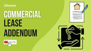 Commercial Lease Addendum - EXPLAINED