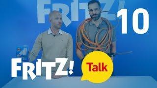 FRITZ! Talk 10 – Wie schnell ist Powerline?